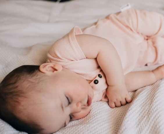 Achieving Natural Sleep with your Newborn Baby