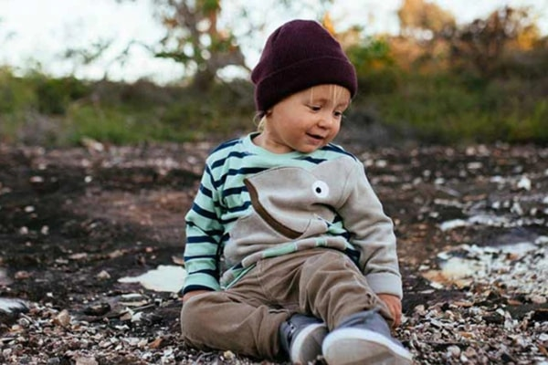 Choosing Ethical Children's Clothes for Winter