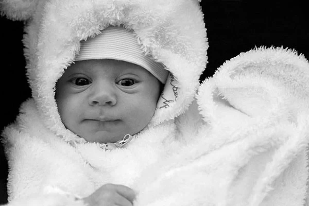 Dressing Your Newborn for Their First Winter