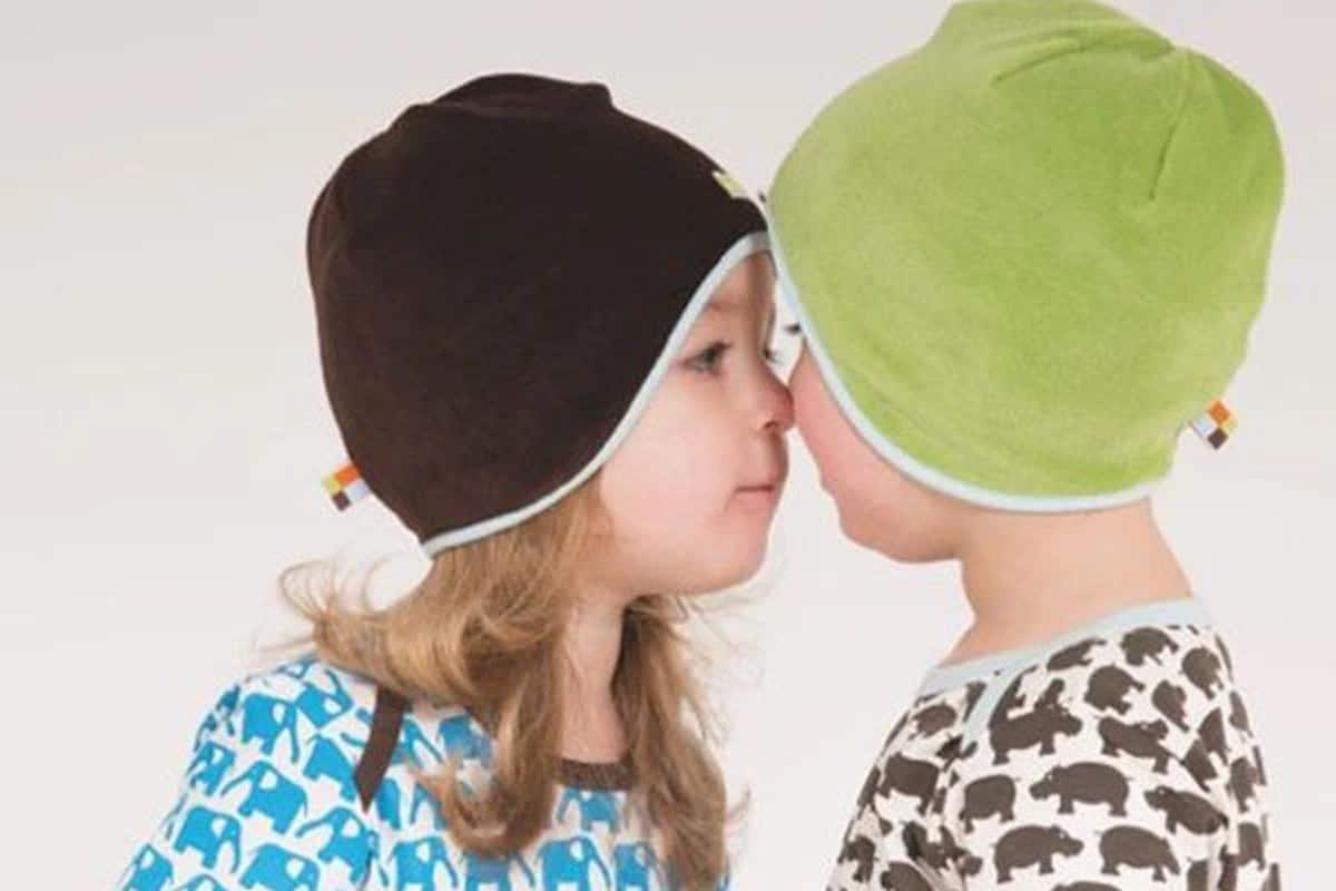 Just Dress Them Like Kids - Unisex Eco Clothing
